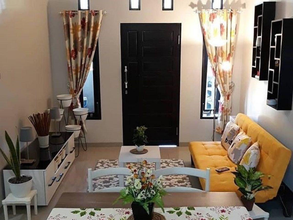 5 Tips Desain Ruang Tamu Minimalis Isi Bangunan Tips desain ruang tamu