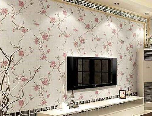 Rumah Indah Dengan Wallpaper Dinding
