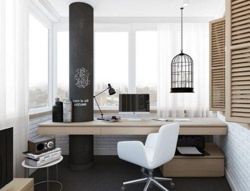 Membangun Ruang Kerja Minimalis, Tidaklah Sesulit yang Dibayangkan