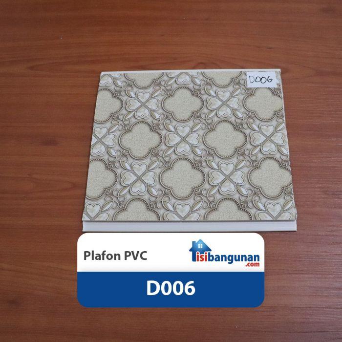 Plafon PVC - D006