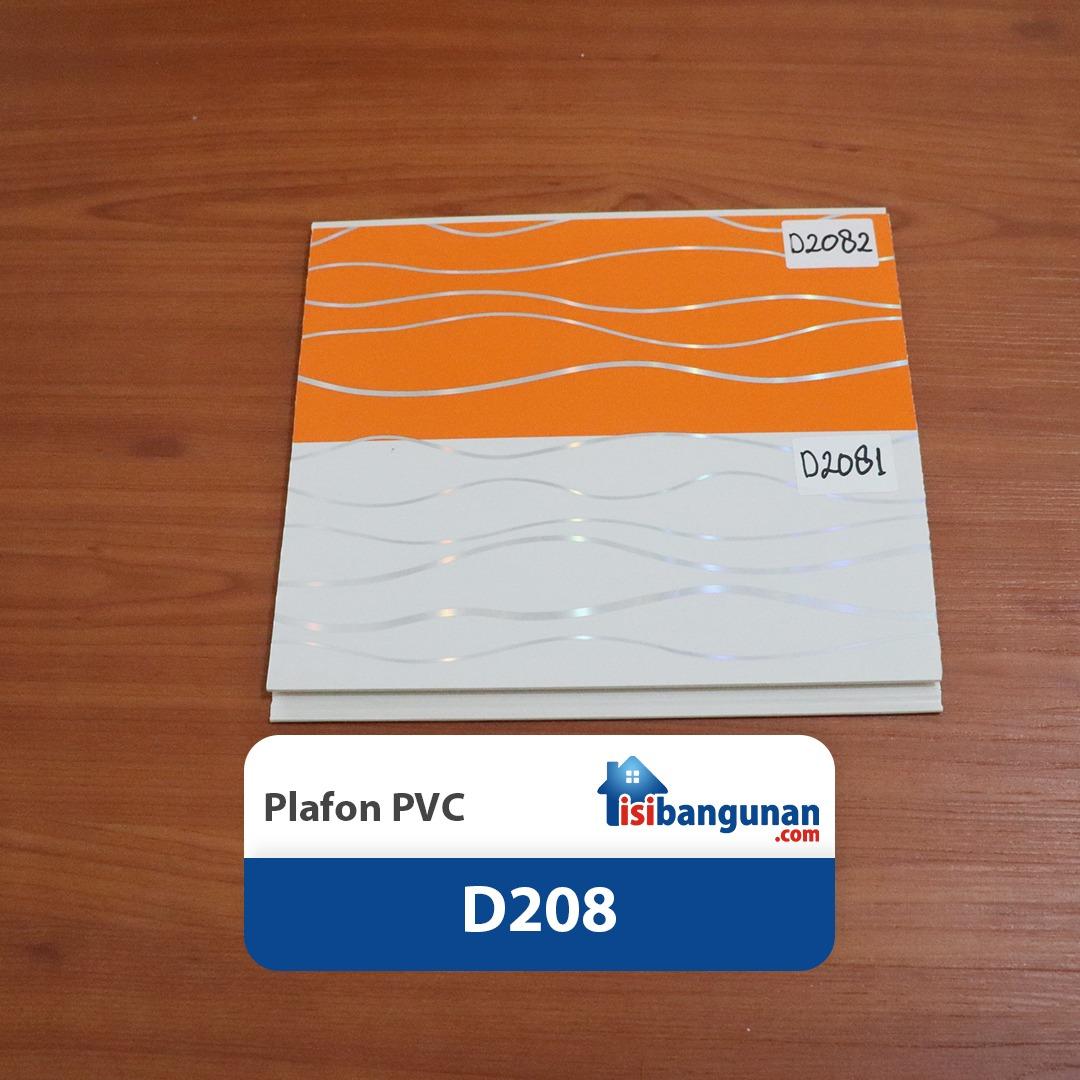 Plafon PVC - D208