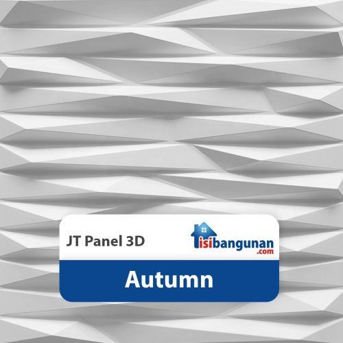 JT Panel 3D PVC - Autumn