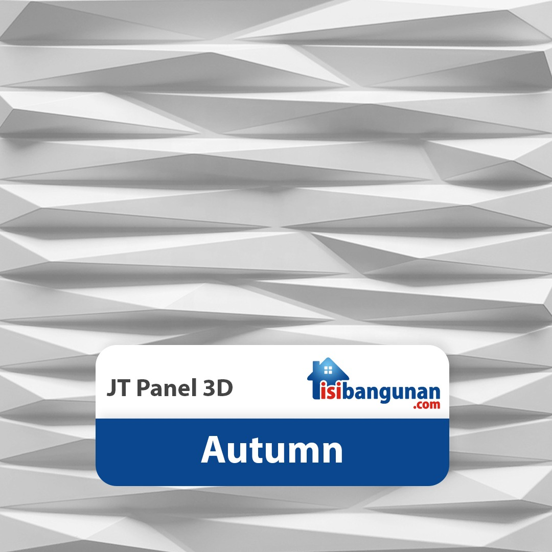 JT Panel 3D PVC - Autumn
