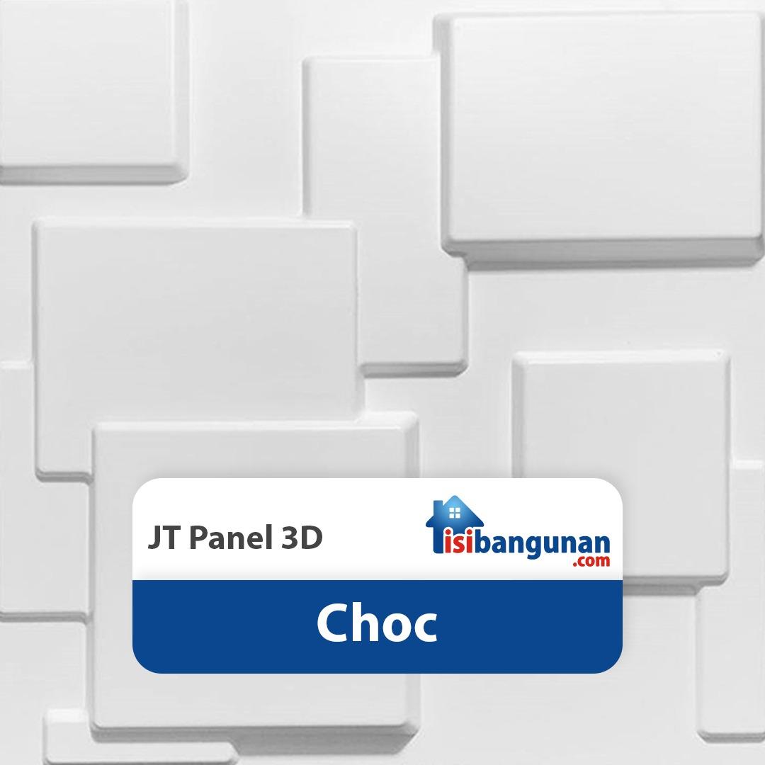 JT Panel 3D PVC - Choc