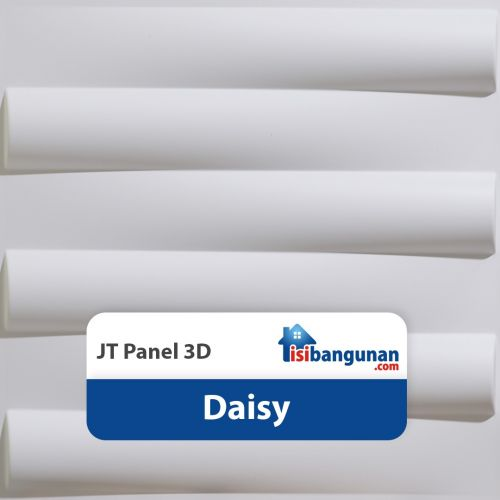 JT Panel 3D PVC - Daisy