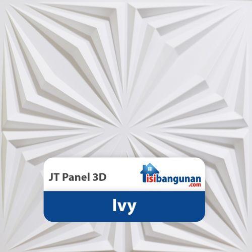 JT Panel 3D PVC - Ivy