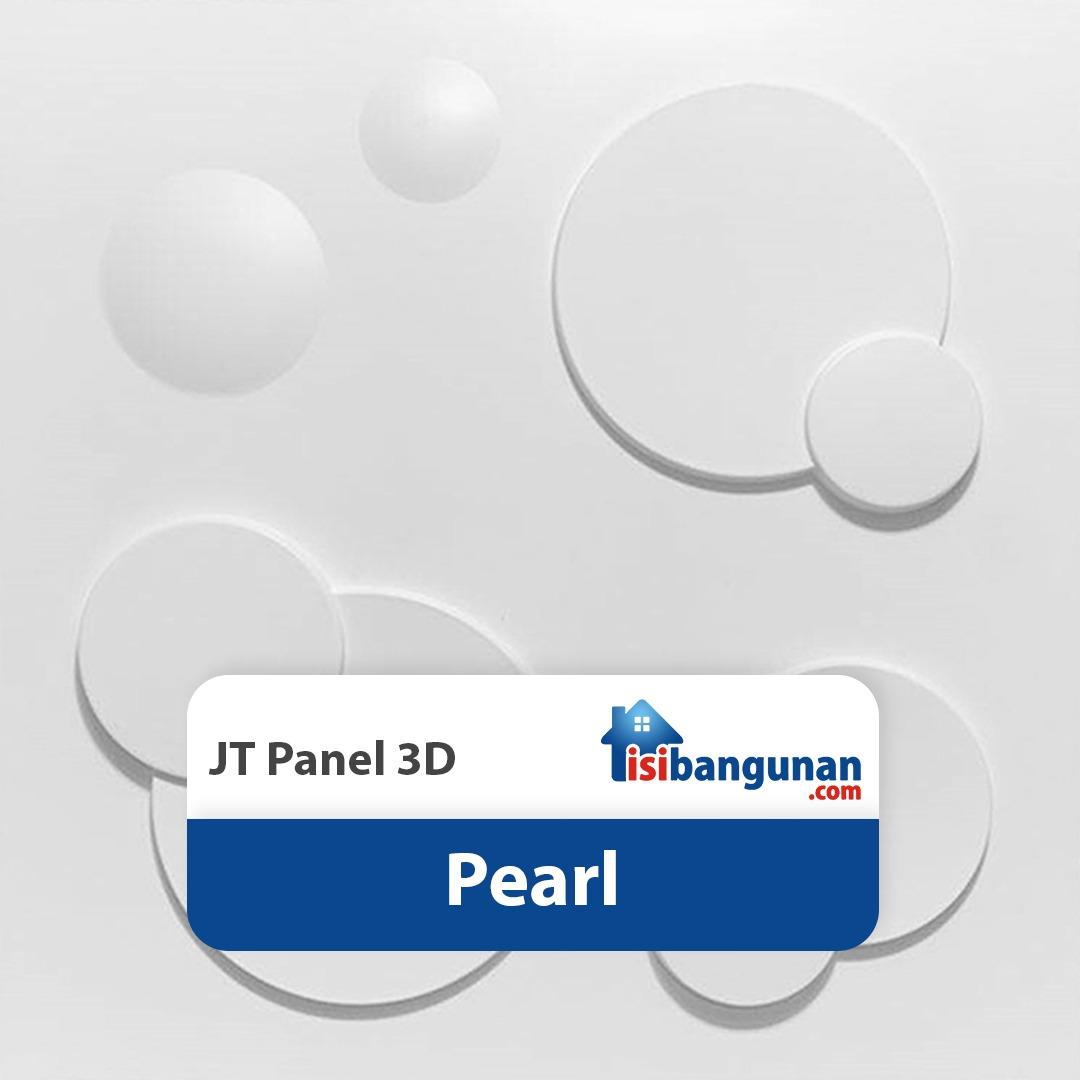 JT Panel 3D PVC - Pearl