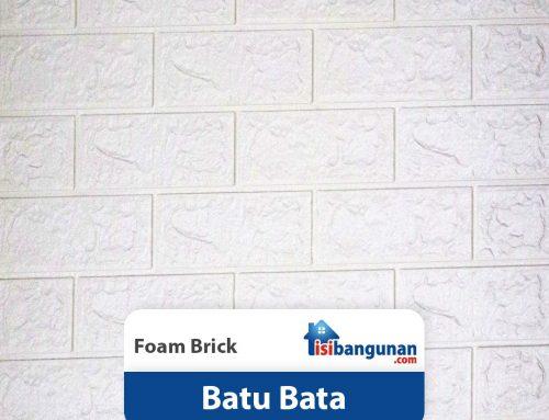 Keunggulan dan Cara Pemasangan Wallpaper Dinding Foam Brick